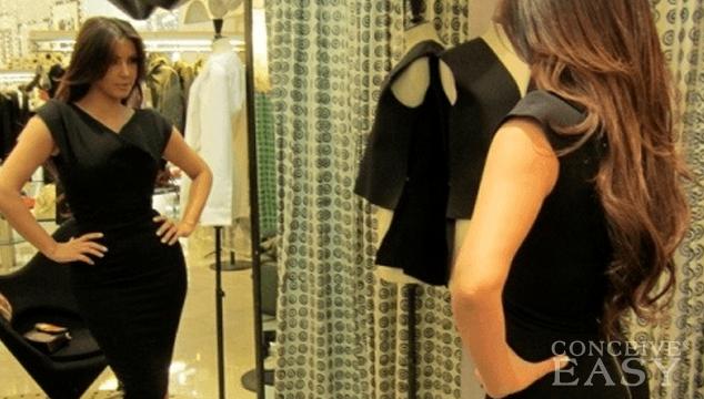 Kanye West Tells Kim Kardashian: No Tummy Tuck