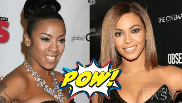 Keyshia Cole Fires Back at Beyonce on Twitter