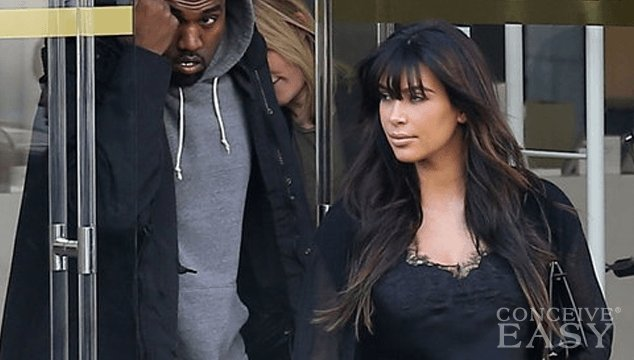 Kim Kardashian Fears Kanye West Will Cheat After Packing On Pregnancy Pounds