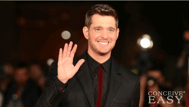 Michael Buble's Infertility Concerns