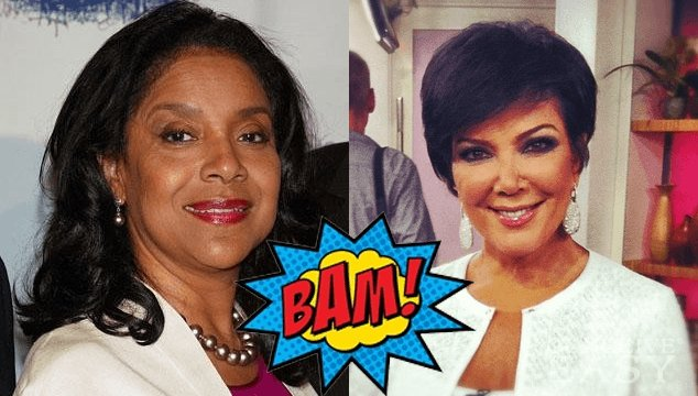 Phylicia Rashad Says Kris Jenner is Shallow And Vulgar