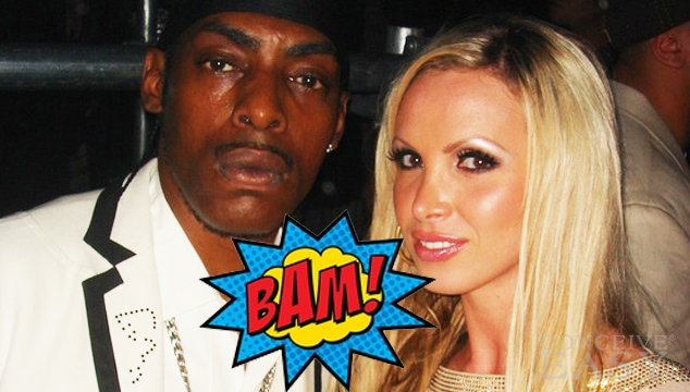 Coolio's Baby Mama Says His Latest Fling Beat Her