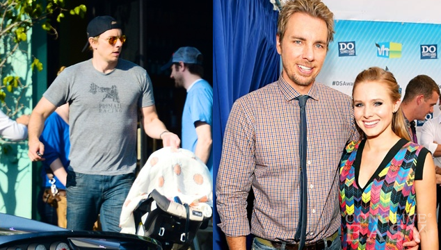 Dax Shepard Only Left House Twice Since Baby Lincoln's Birth