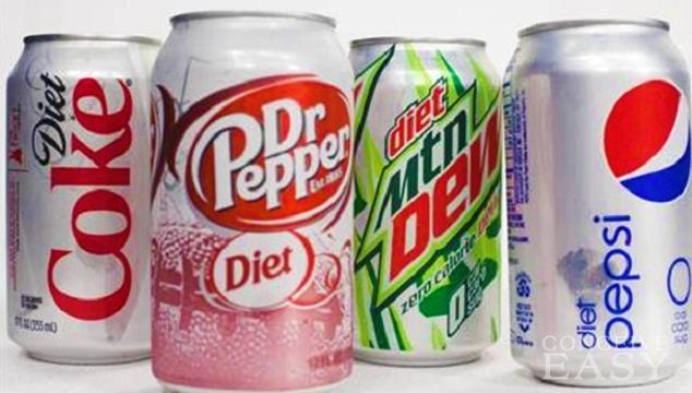 Diet Soda Linked to Preterm Birth