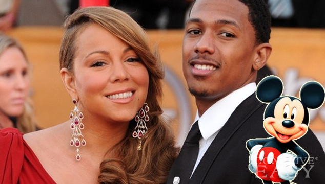 Mariah Carey and Nick Cannon Renew Vows at Disneyland