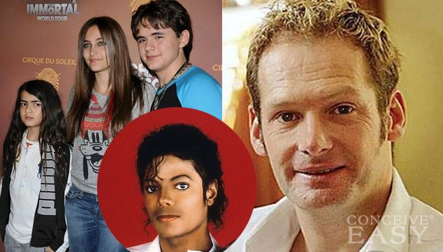 British Actor Mark Lester Claims He is Father of Michael Jackson's Kids