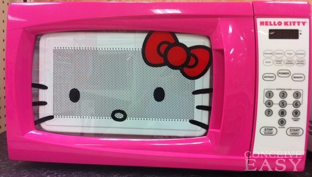 Is your Microwave Oven Safe for your Fertility?