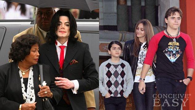 Michael Jackson's Mom Fears Debbie Rowe Will Reveal MJ Paternity