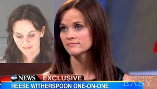 Reese Witherspoon Told Police Officer She was Pregnant During Arrest