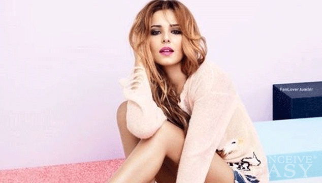 Cheryl Cole Applauds Kim Kardashian's Pregnancy Curves