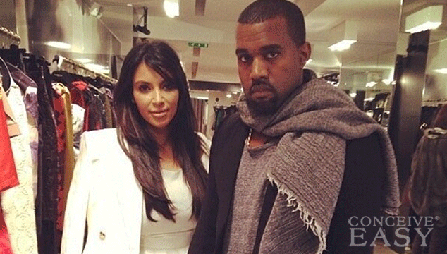 Kanye West Will Attend Kim Kardashian's Baby Shower