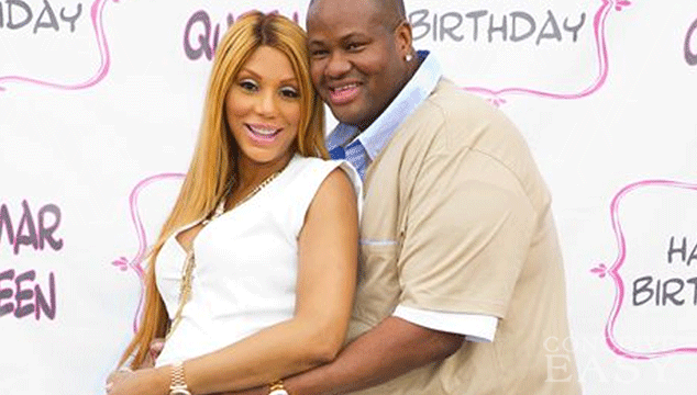 Tamar Braxton Announces Baby Boy's Name