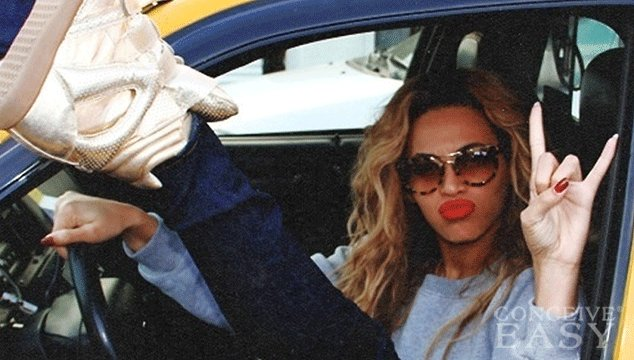 Beyonce Says She is NOT Pregnant