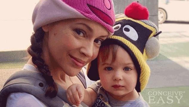 Alyssa Milano Pumped Breast Milk Every 2 Hours On Set