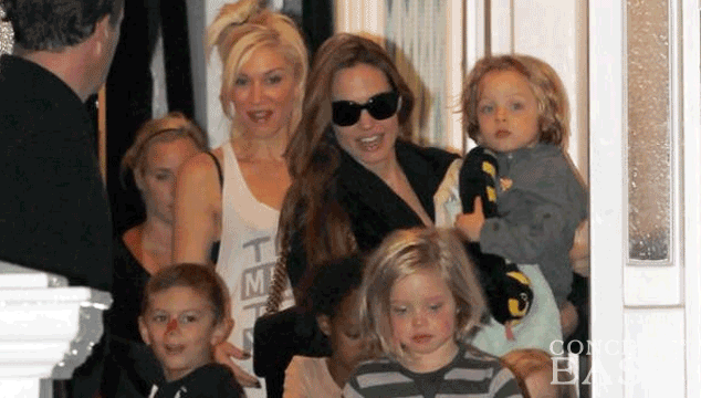 Which Celebrity Moms Are Friends?