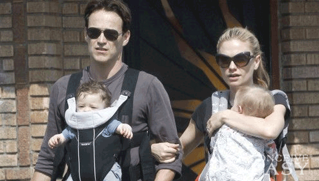 Anna Paquin & Stephen Moyer's Beautiful Babies