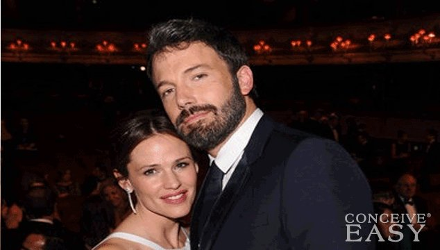 "Jennifer Garner says Ben Affleck is ""Spermy"""