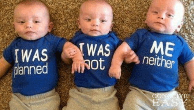 California Couple Conceives Identical Triplets