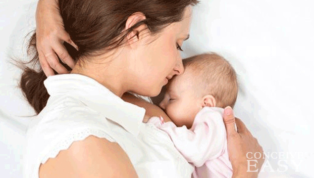Tips for Getting Pregnant while Breastfeeding