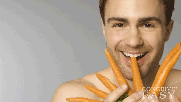 Do Carrots Improve Sperm Health?