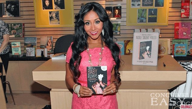 Snooki Supports Kim Kardashian's Weight Gain in New Book