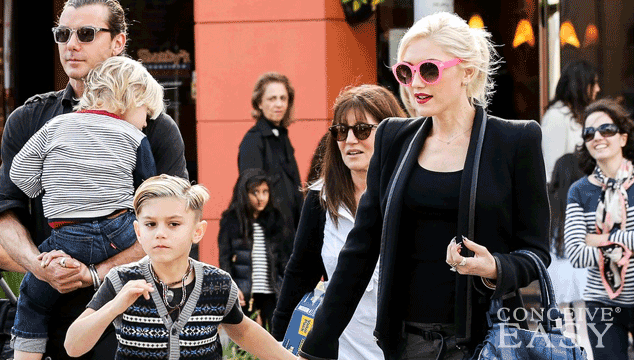 Gwen Stefani & Gavin Rossdale's Suffered Infertility Bumps in the Road