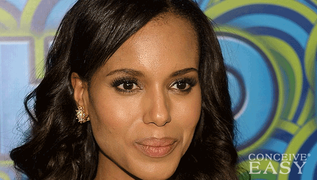 Kerry Washington's Oscar Pregnancy Craving — Gluten-Free Pizza?