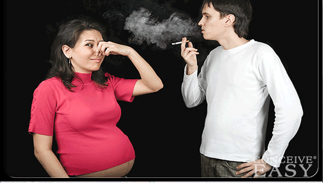 Secondhand Smoke Causes Pregnancy Problems
