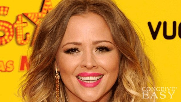 Kimberley Walsh Shows First Signs of a Baby Bump