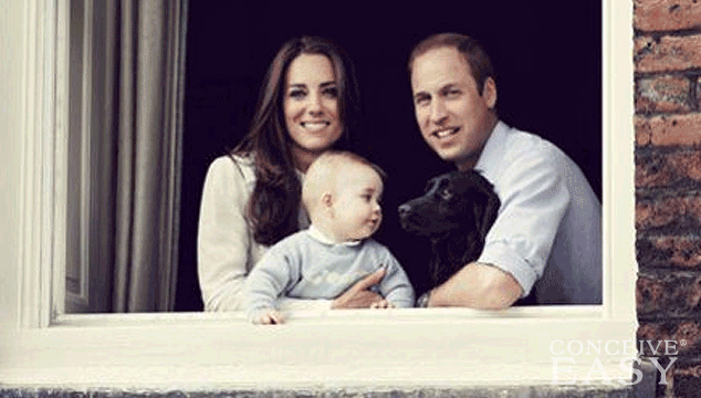 Prince George's New Nanny Revealed!