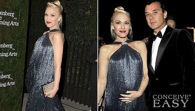 Gwen Stefani Said I'm Pregnant by Email to Hubby
