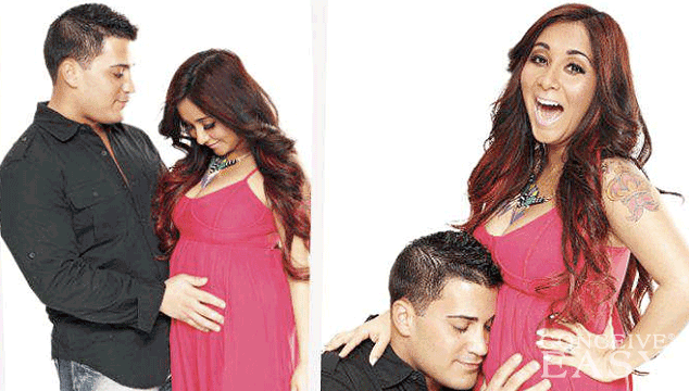 Jersey Shore Snooki Pregnant Again