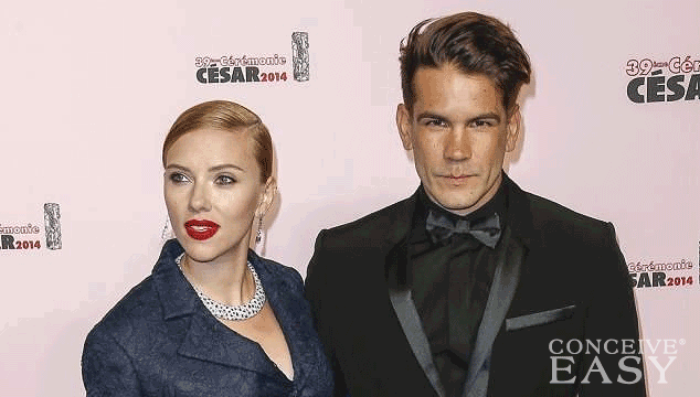 Scarlett Johansson Names Daughter Rose Dorothy