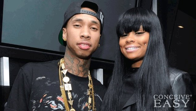 Baby Mama Drama Blac Chyna Warns Ex-Fiancee Tyga to Keep His New Woman Away from Their Toddler: Not So Peaceful Split
