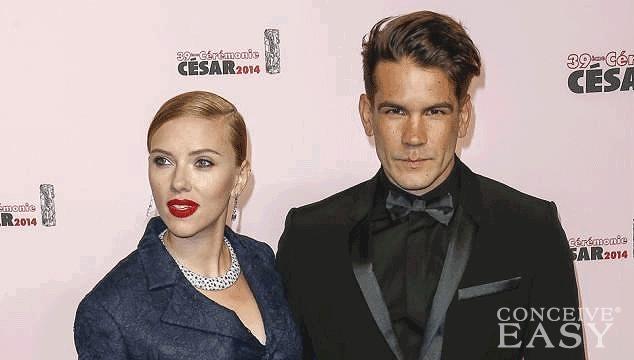 Scarlett Johansson Names Daughter Rose Dorothy