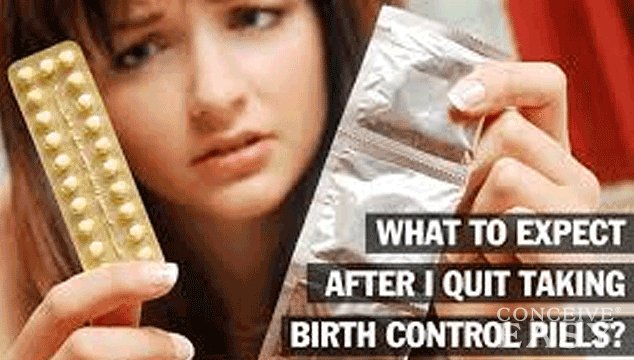 After The Pill: Side Effects Of Stopping Birth Control