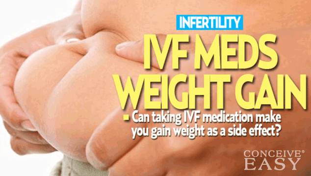Do IVF Medications Make You Gain Weight?
