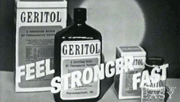 How do I Get Pregnant Using Geritol?