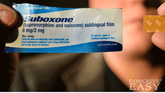 Does Subozone cause infertility?