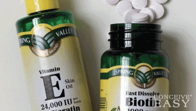 Can Biotin Cause Infertility?