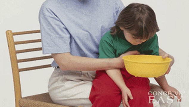 Home Remedies for Toddler Vomiting