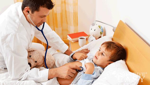 How to Treat Children's Heartburn