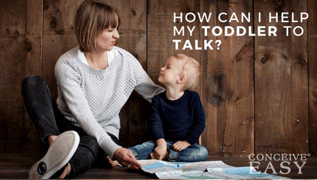 How to Help my Toddler Speak