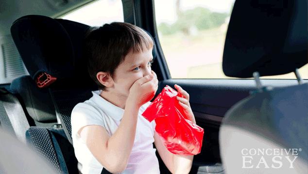 Medicine for Children's Motion Sickness