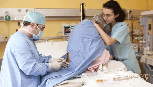 Fetal Distress After Epidural
