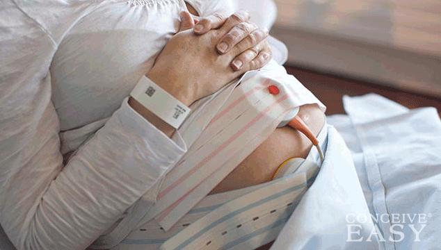 Signs of Fetal Distress Before Labor