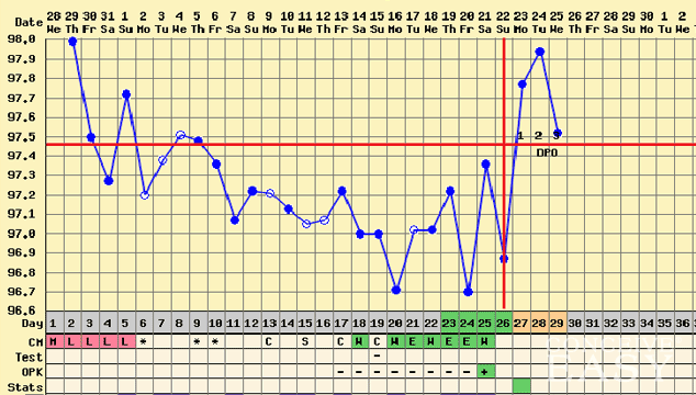 Can I get Pregnant with Early Ovulation?