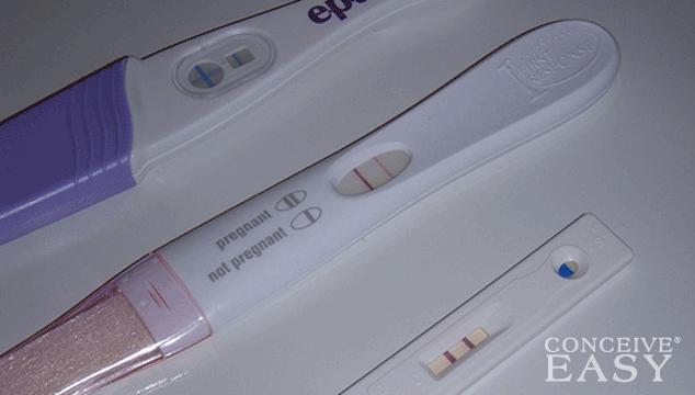 Clomid missed period negative blood pregnancy test