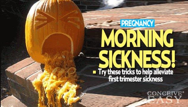 How to Survive Severe Morning Sickness