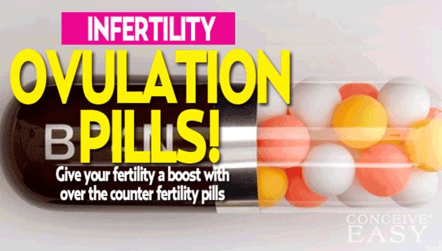 Vitamins to Help with Ovulation